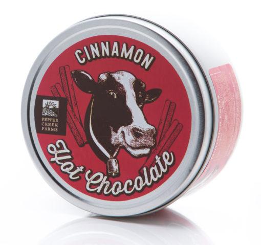 Cinnamon Hot Chocolate Tin