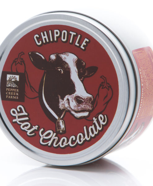 Chipotle Hot Chocolate Tin