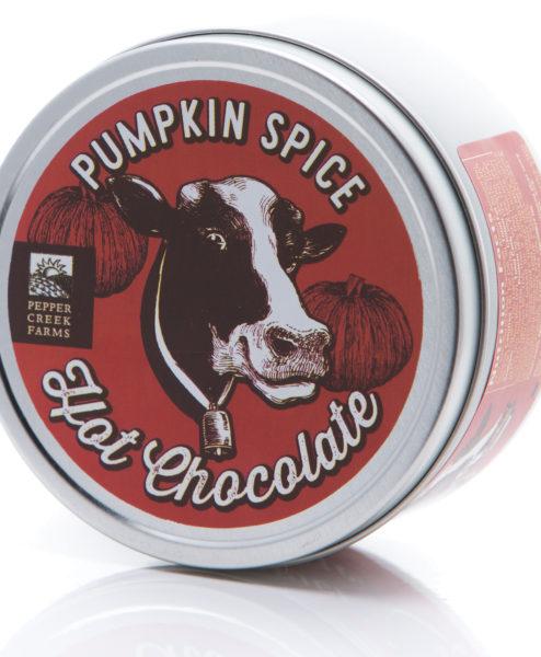 Pumpkin Spice Hot Chocolate Tin