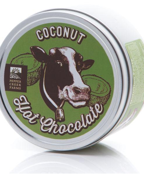 Coconut Hot Chocolate Tin