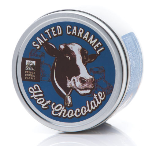 Salted Caramel Hot Chocolate Tin