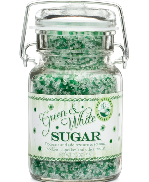 Green And White Sugar Med Of