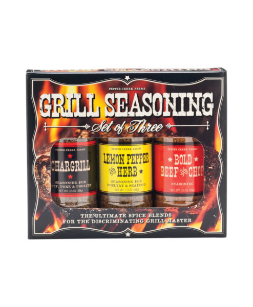 Piece Bbq Seasoning Grilling Set