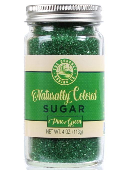 All Natural Green Sugar Round