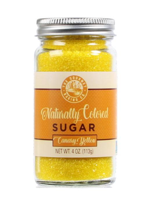 All Natural Yellow Sugar Round