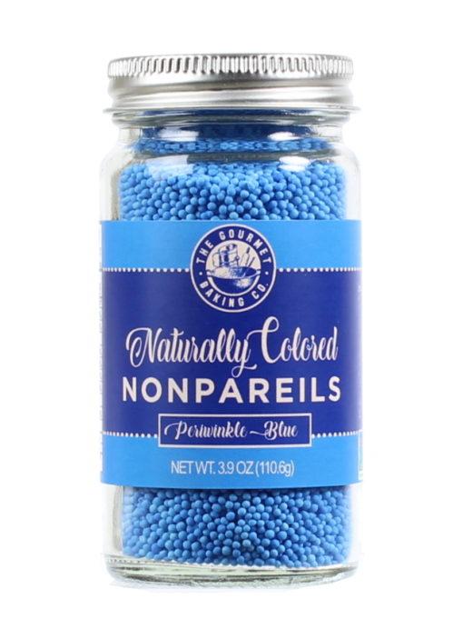 All Natural Blue Nonpareils Round