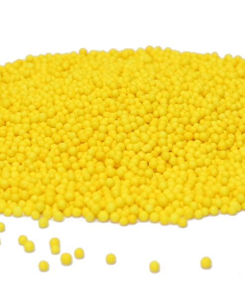 All Natural Yellow Nonpareils Bulk