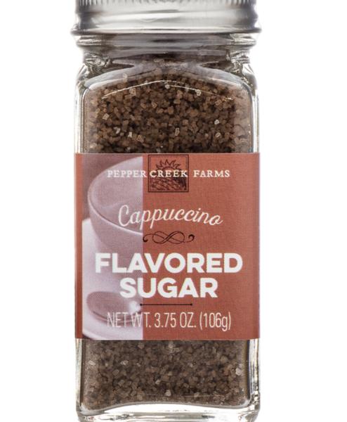Cappuccino Flavored Sugar