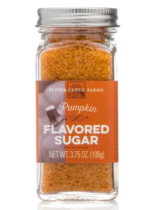 Pumpkin Flavored Sugar