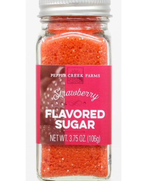 Strawberry Flavored Sugar