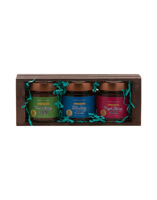 All Natural Jam Gift Crate