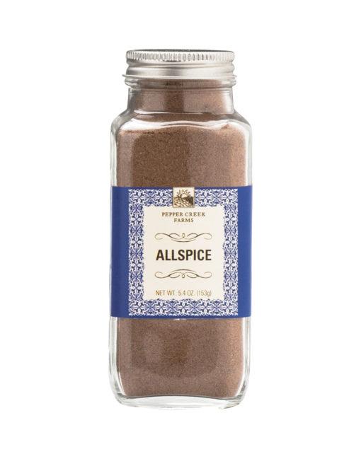 Allspice Silvertop