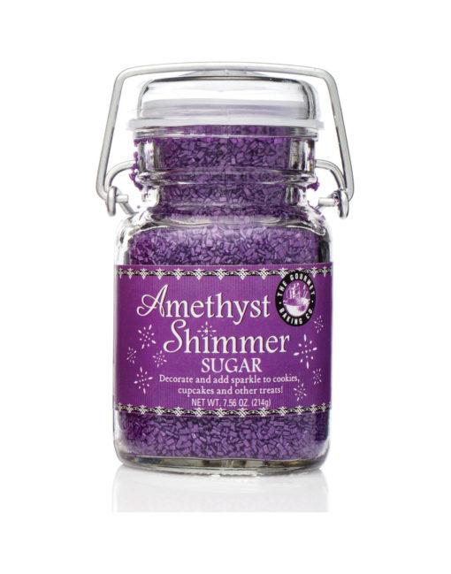 Amethyst Shimmer Sugar