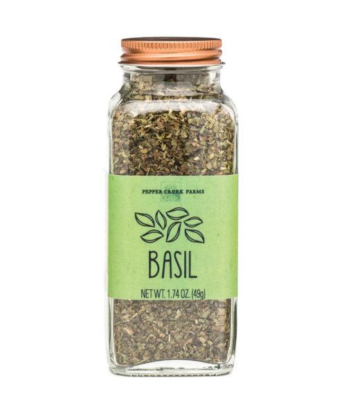 Basil Copper Top