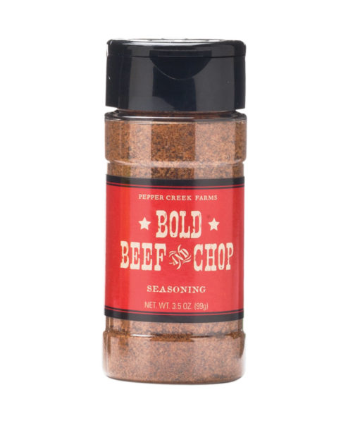 Bold Beef Chop Seasoning