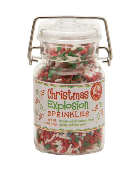 Christmas Sprinkle Explosion