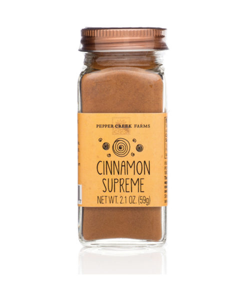 Cinnamon Supreme Copper Top Small