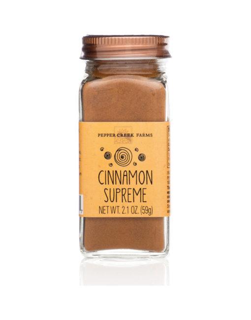 Cinnamon Supreme Copper Top Small