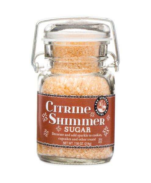 Citrine Shimmer Sugar