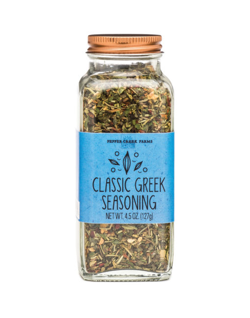 Classic Greek Seasoning Copper Top