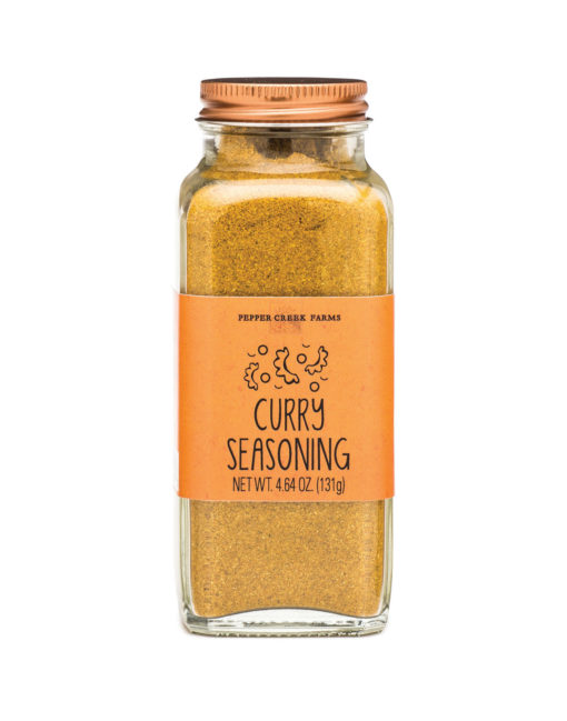 Curry Seasoning Copper Top