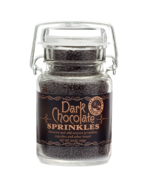 Dark Chocolate Sprinkles