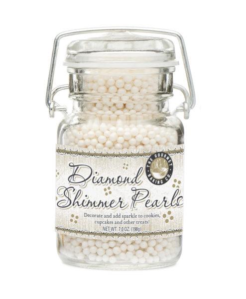 Diamond Shimmer Pearls