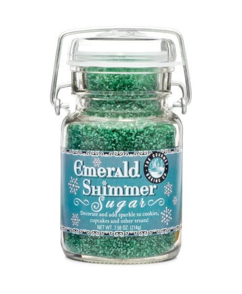 Emerald Shimmer Sugar