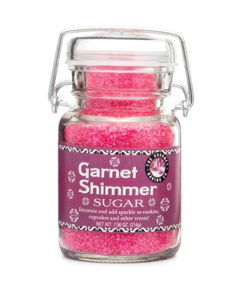Garnet Shimmer Sugar