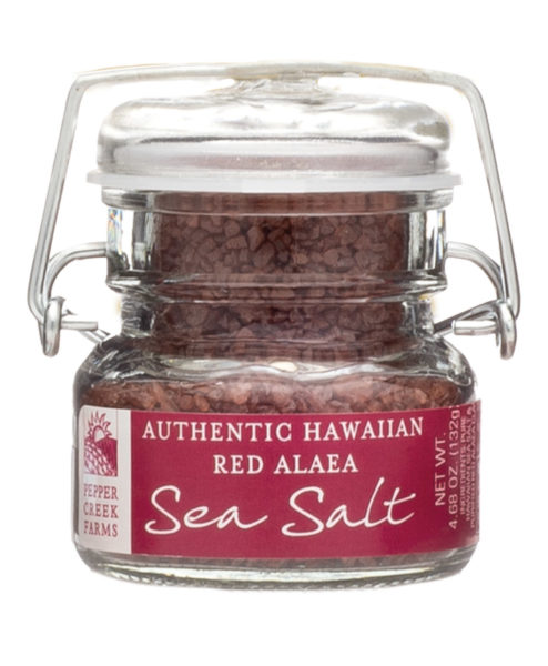 Hawaiian Red Alaea Sea Salt