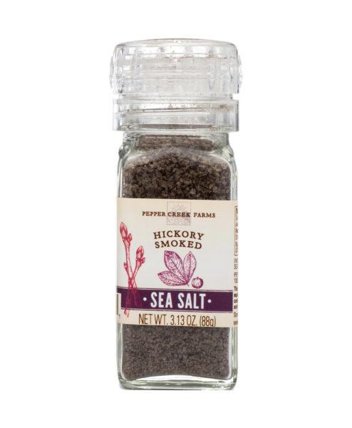 Hickory Smoked Sea Salt Grinder