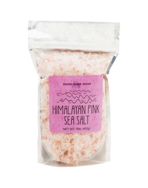 Himalayan Pink Salt 1Lb Bag Coarse