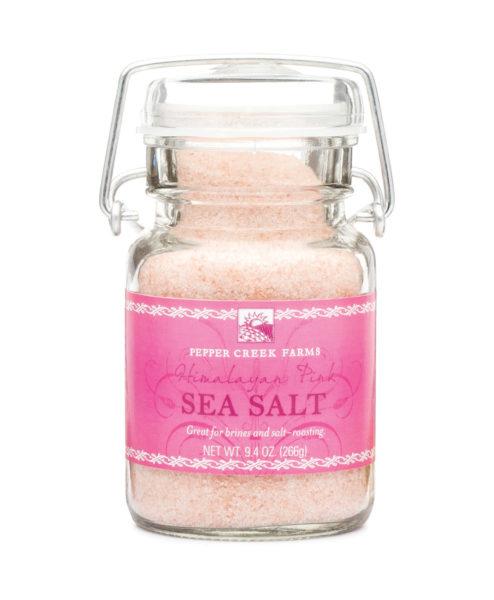 Himalayan Pink Sea Salt