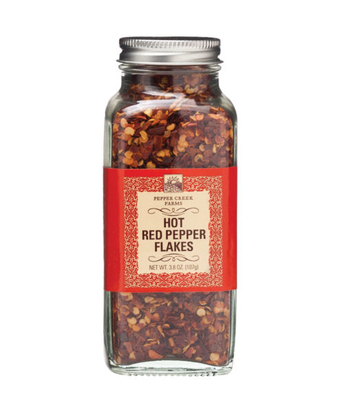 Hot Red Pepper Flakes