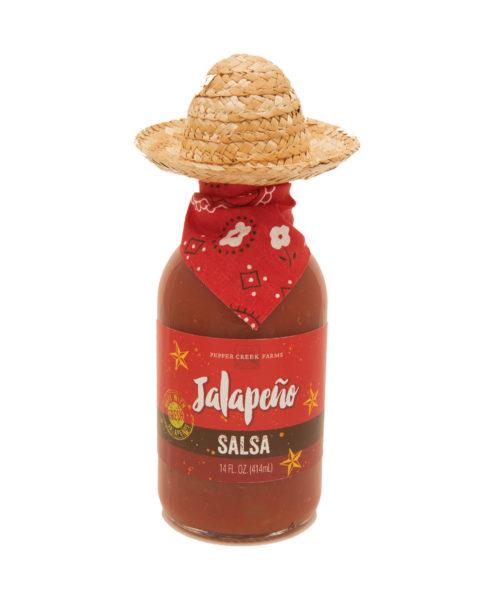 Jalapeno Salsa With Sombrero