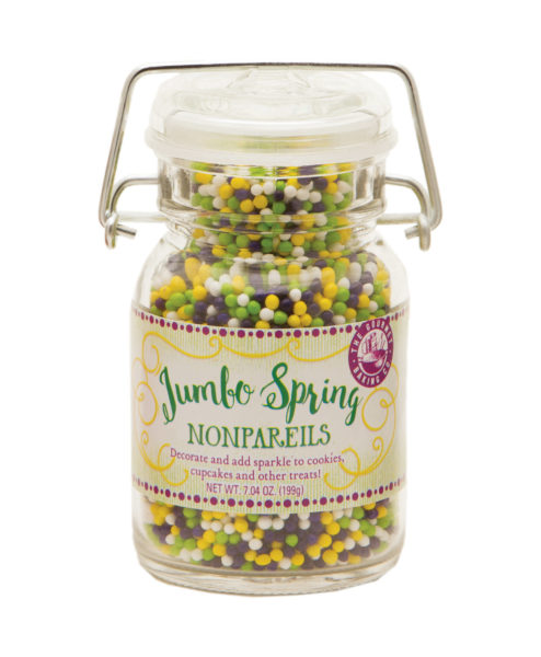 Jumbo Spring Nonpareils
