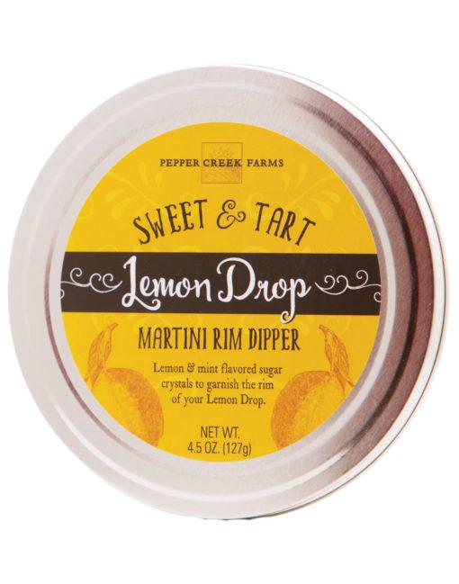 Lemon Drop Rim Dipper