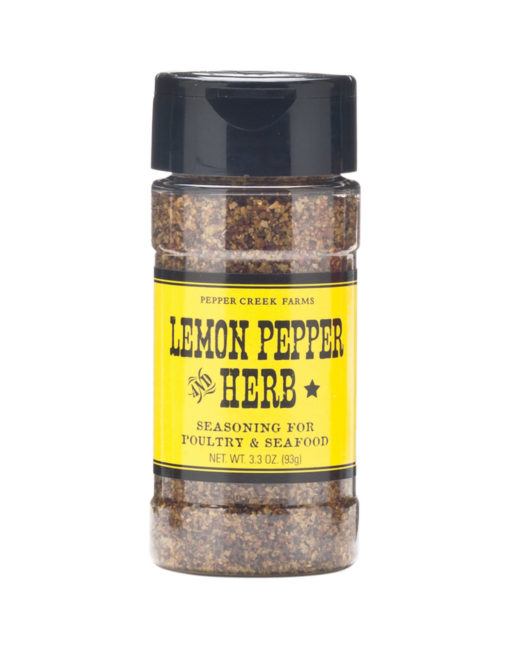 Lemon Pepper Herbs