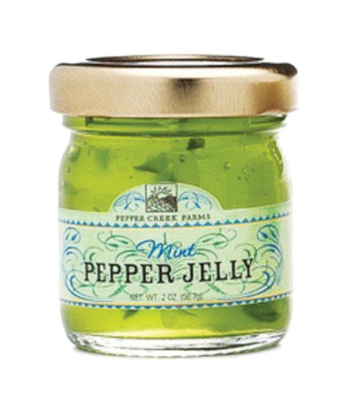 Mini Mint Pepper Jelly