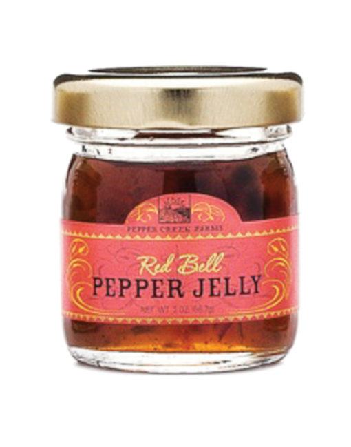 Mini Red Bell Pepper Jelly