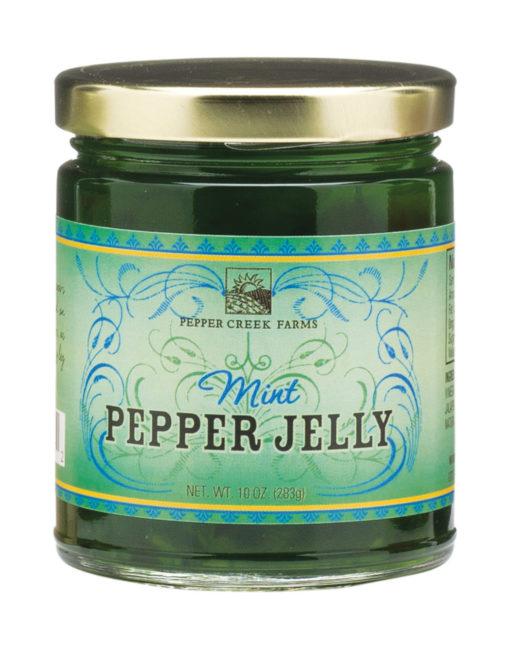 Mint Pepper Jelly