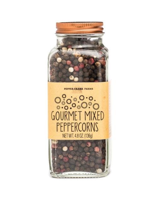 Mixed Peppercorns Copper Top