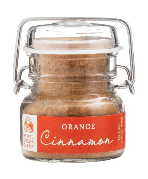 Orange Cinnamon