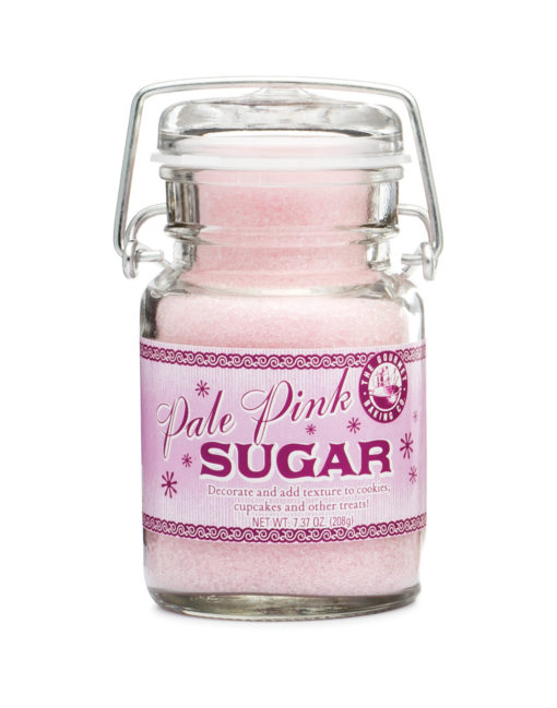 Pale Pink Sugar