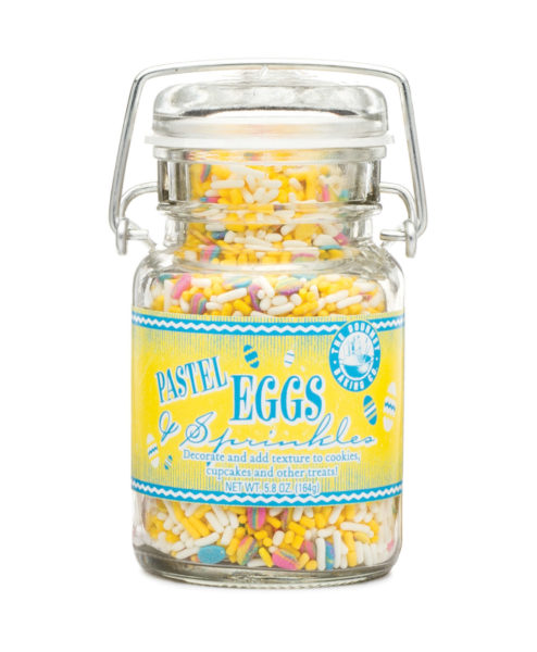Pastel Eggs Sprinkles
