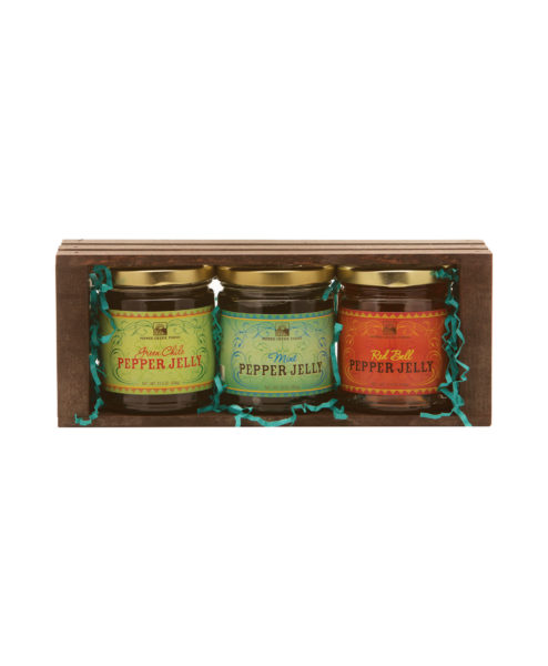 Pepper Jelly Crate Set