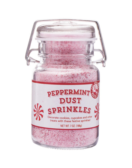 Peppermint Dust Sprinkles