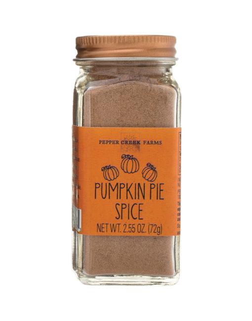 Pumpkin Pie Spice Copper Top Small