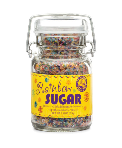 Rainbow Sugar