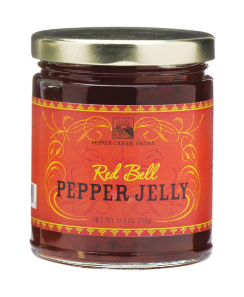 Red Bell Pepper Jelly